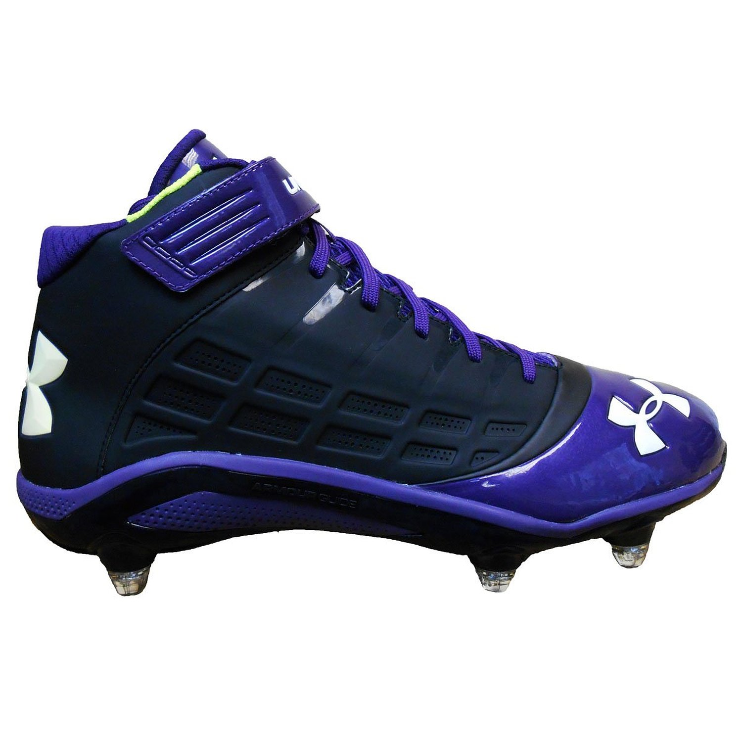 innovative design 8a690 42f14 Get Quotations · Under Armour Men s Team Fierce D Football Cleats