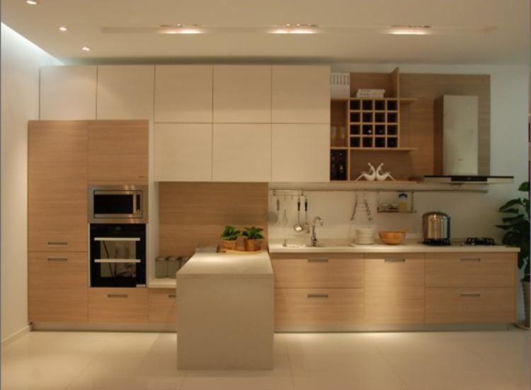 20 Years Oem Kitchen Cabinet Factory Veneer Melamine Door Panel ...