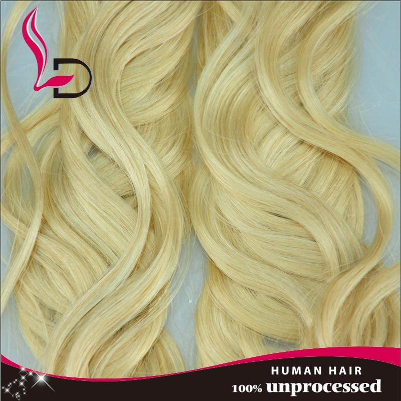 top kwaliteit hete verkoop blond 613 tape hair extensions 613 dubbelzijdige tape hair extensions goedkope remy tape in hair extensions