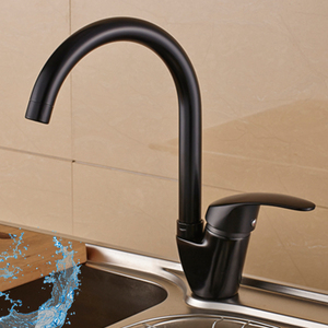 blackened sink kitchen faucet sanitary fittings kitchen tap single handle faucet kitchen mixer