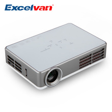 Excelvan LED9 3D Android4.2 Projector DLP WIFI Wireless Projector 1280*800 Home Theater 2D Convert To 3D Mini Portable Projector