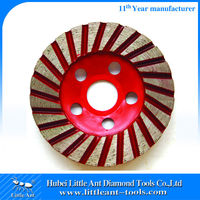 100mm Concrete Floor Grinding Cup Wheel with 9mm thickness