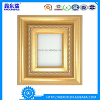 aluminum alloy factory supply brushed aluminum picture photo frame