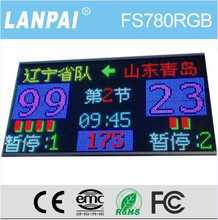 Support world language Basketball shot clocks for sale