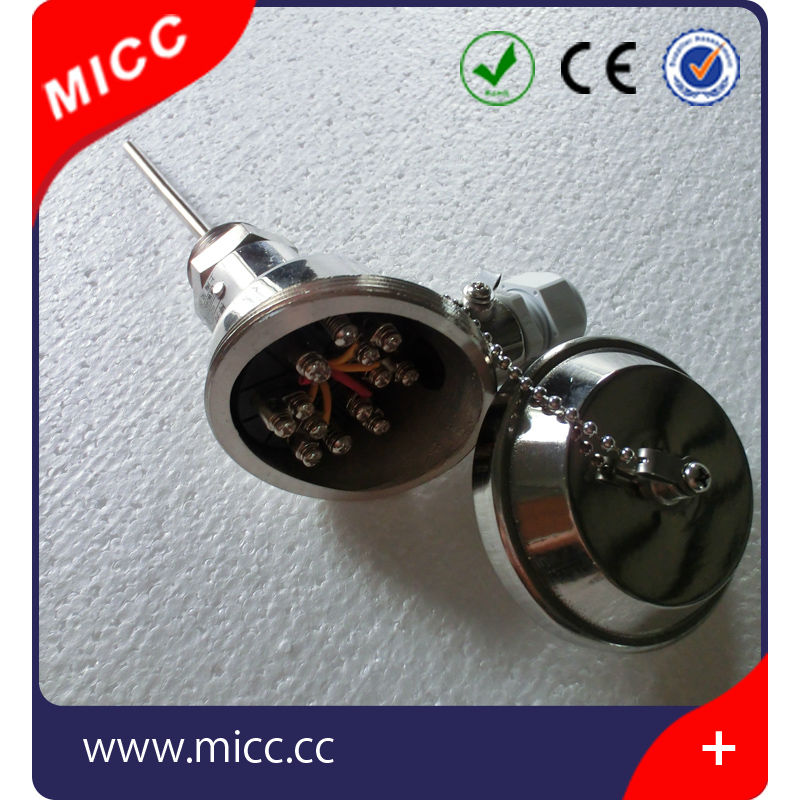 high accuracy temperature instrument K/S/B/R type industry assembly thermocouple