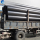 Trade Assurance pre zinc plated china factory erw black o.d.89 mm welded steel tube