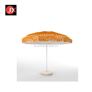 Outdoor Aperol spritz umbrella
