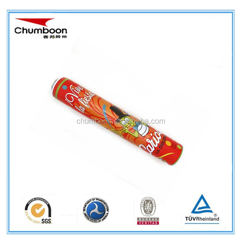 Plain printing tin can for different spray volume 125ml 200ml 225ml 250ml