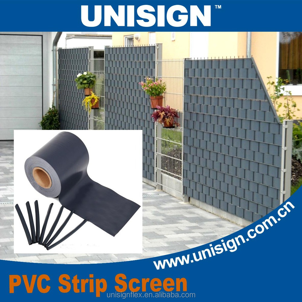 Privacy Pvc Screen Strip Fence Buy Privacy Pvc Screen