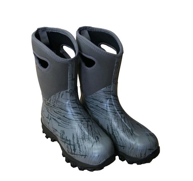 Men Fishing Boots,Waterproof Boots,Rubber Fishing Boots
