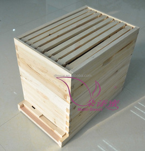 Langstroth Bee hive two layer of bee keep
