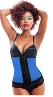 Sexy women underwear pictures slimming latex shaper hot backless body shaper waist trainer corset
