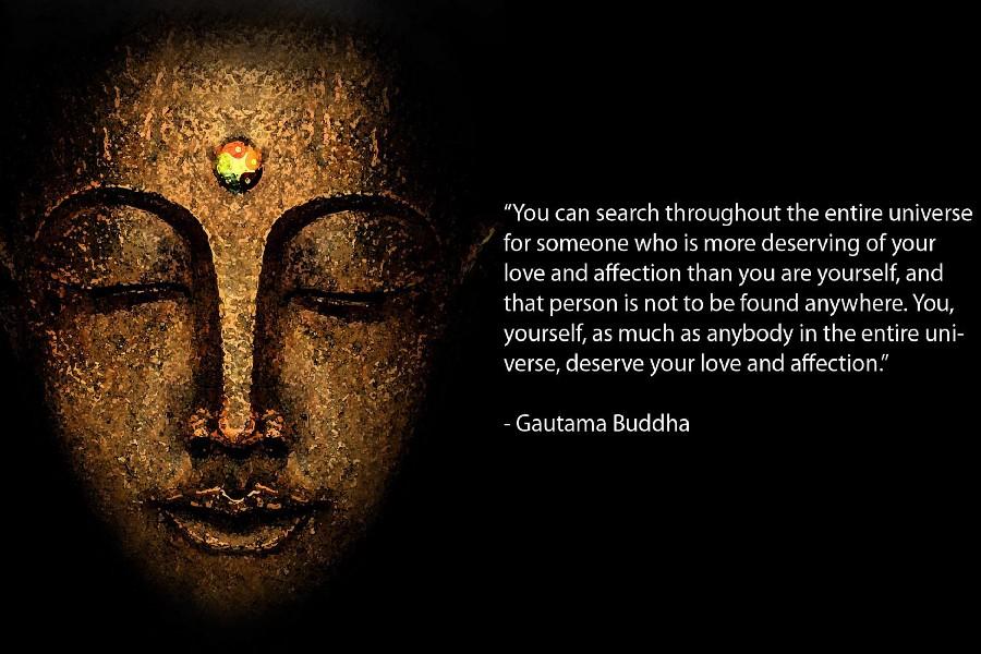 gautama buddha wallpaper with quotes - photo #11