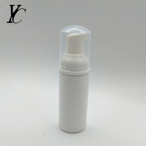Plastic Nice Shape Cosmetic Packaging 30mm Empty Foam Hand Soap Pump