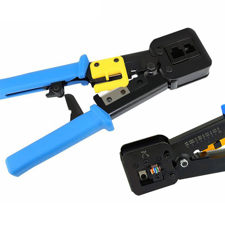New KF-318K Hand Cable Stripper for UTP//STP Telecom Wire Stripping Cable Tool