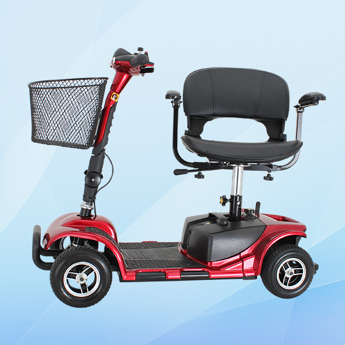 Alibaba wholesale portable electric handicapped scooter for elderly