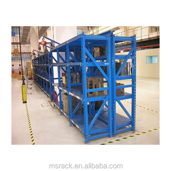 Over 15 Years Metal Injection Mold Storage Racks For Warehouse