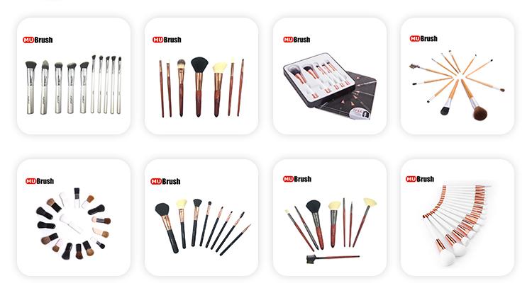 5 Stück Make-up Pinsel Set maquillaje Make-up Kosmetik Pinsel Set