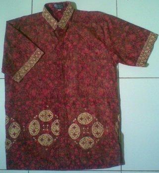 Batiku0027s, Indonesia Traditional Fashion T Shirt