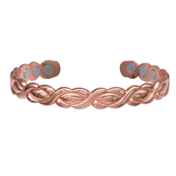Pure Copper Magnetic Therapy Bracelet For Arthritis