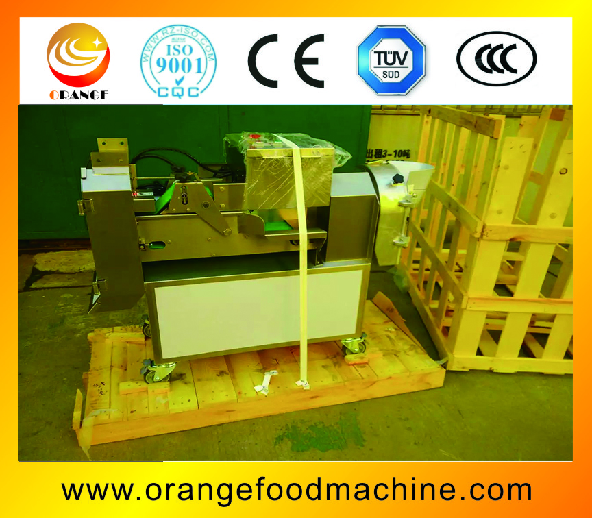 High efficiency vegetable cutter,industrial vegetable cutting machine
