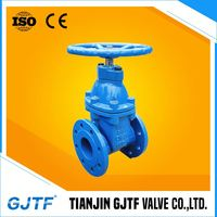 Strict quality management china supplier 100mm gate valve price