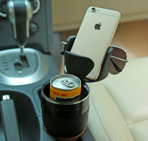 Multifunction car cup hoder magic auto inner bottle drink stand mobile phone holder