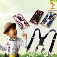 Quality Fashion Kids Suspenders Braces For Children Child Baby Boy Suspenders Girls Adjustable Elastic Braces