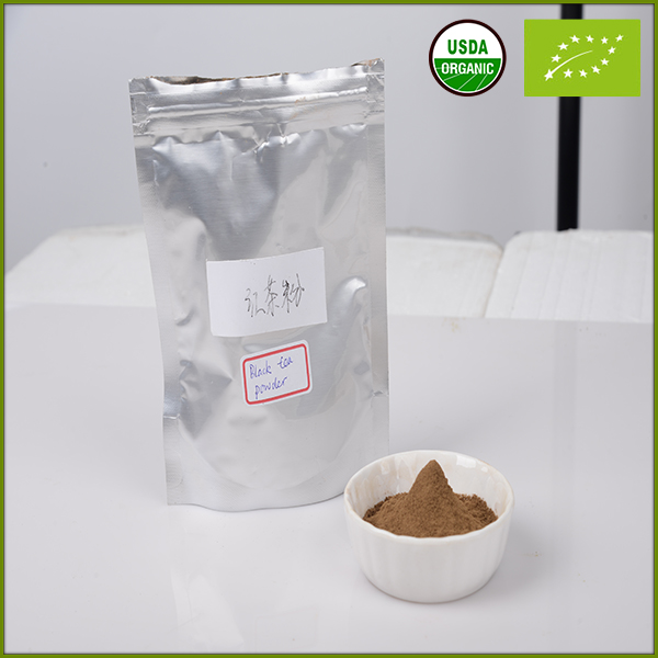 Health Quality Products Organic Flavoured Powder Liquid Black Tea