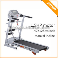foldable pro fitness treadmill with massager