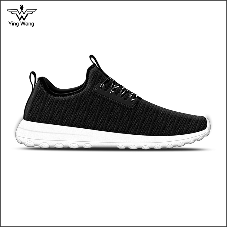 Black Mens Shoes Without Lace, Black Mens Shoes Without Lace Suppliers and  Manufacturers at Alibaba.com
