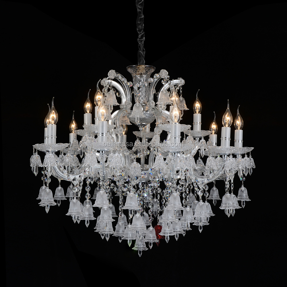 Expensive Crystal Chandeliers 15 Lights