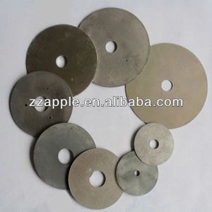 solid carbide round cutter cemented tungsten saw blade carbide disc blade