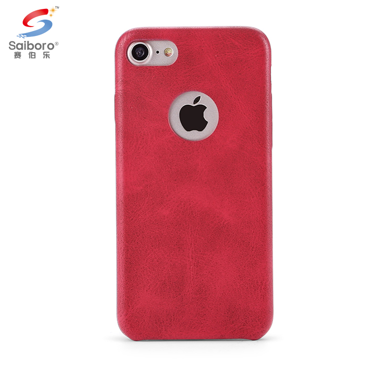 Fast delivery for iphone 6 plus case leather pu, red leather cover for iphone 5 6 6plus 7 7plus