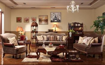 Bisini American Country Style Living Room Sofa Set Furniture Design Product On Alibaba