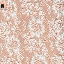 New product promotional price beaded high end glitter tulle lace fabric