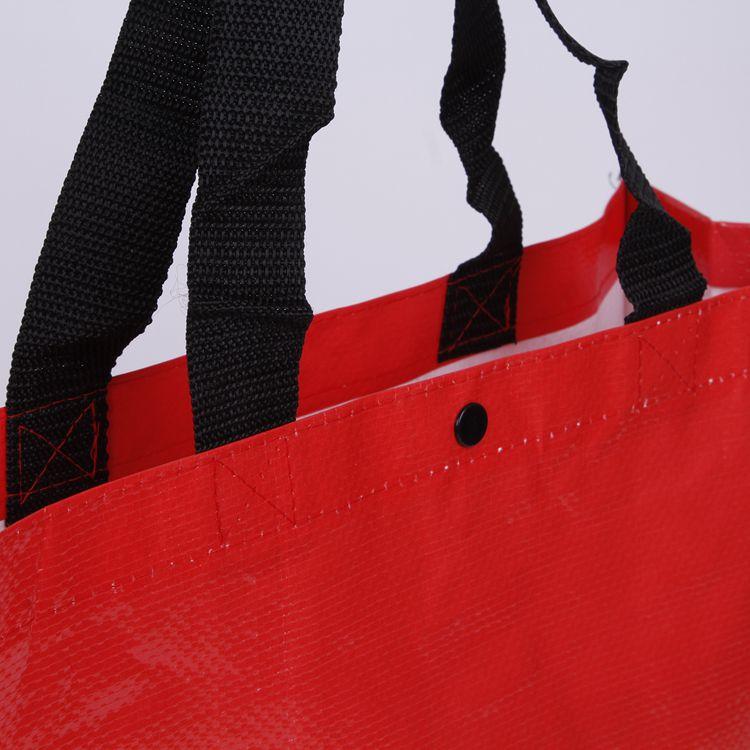 pp gewebte einkaufstasche, laminierte pp nicht gewebte tasche, fashionalrecyclable china lamellierte pp gewebte tasche