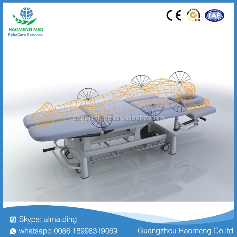 Hot selling Multiple Position Hand Massage Therapy Table for wholesales