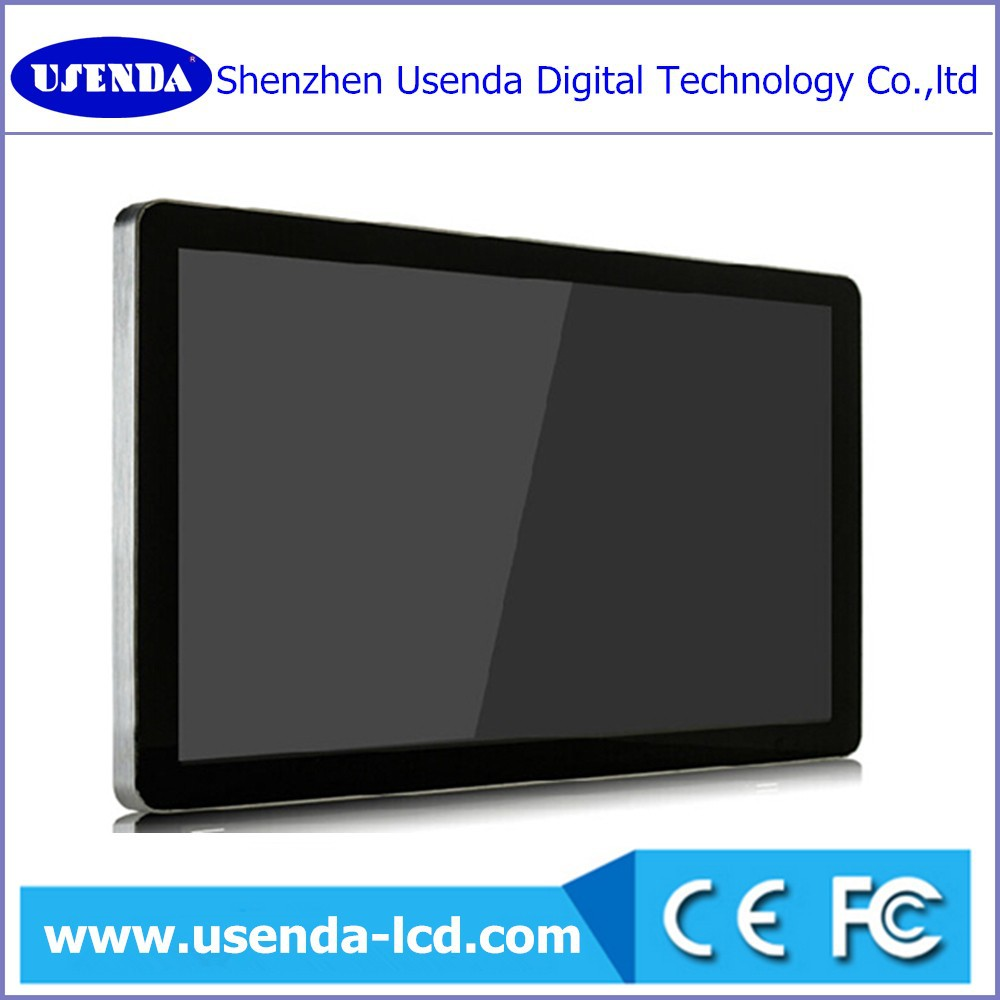 32 inch large size wall mount touch screen monitor with best price