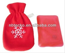 Hand warmer with cover
