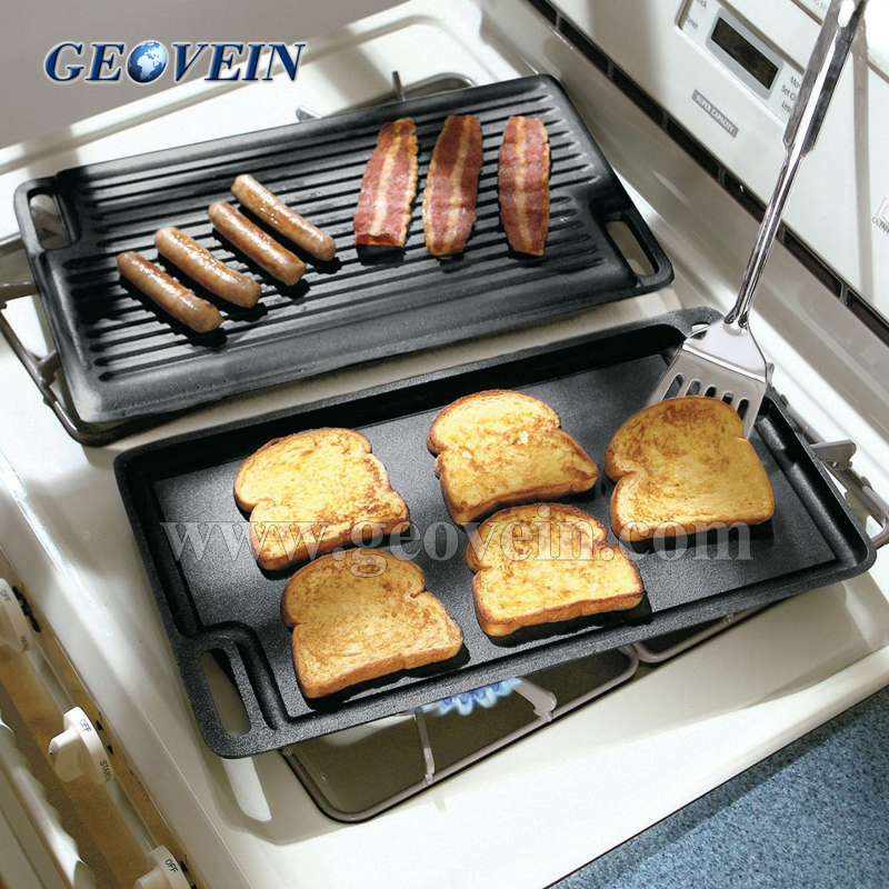 cast iron bbq grill double sided grill pan buy double sided grill pan bbq grill grill product. Black Bedroom Furniture Sets. Home Design Ideas