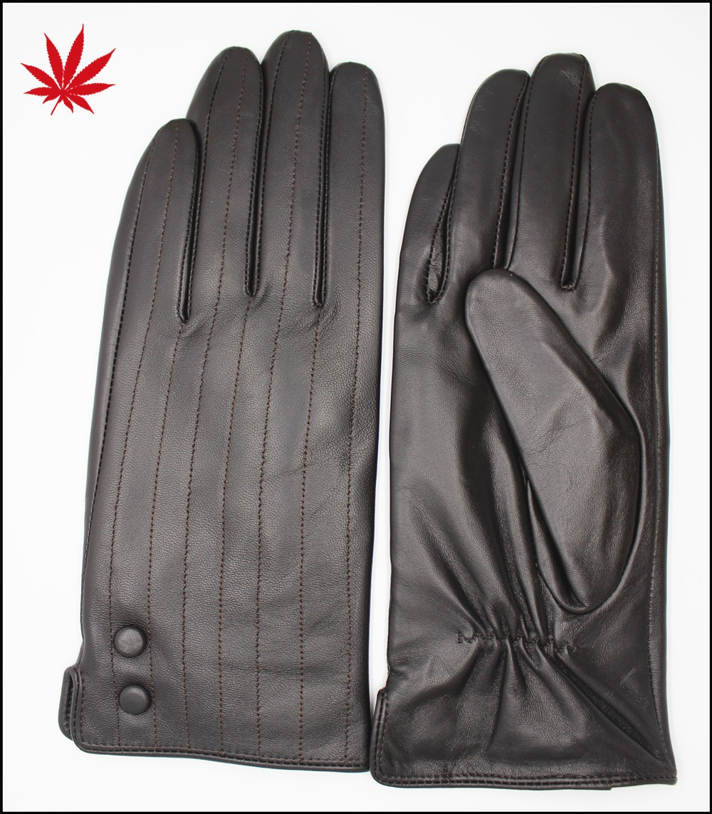 The cheapest Women Leather gloves supplier in China