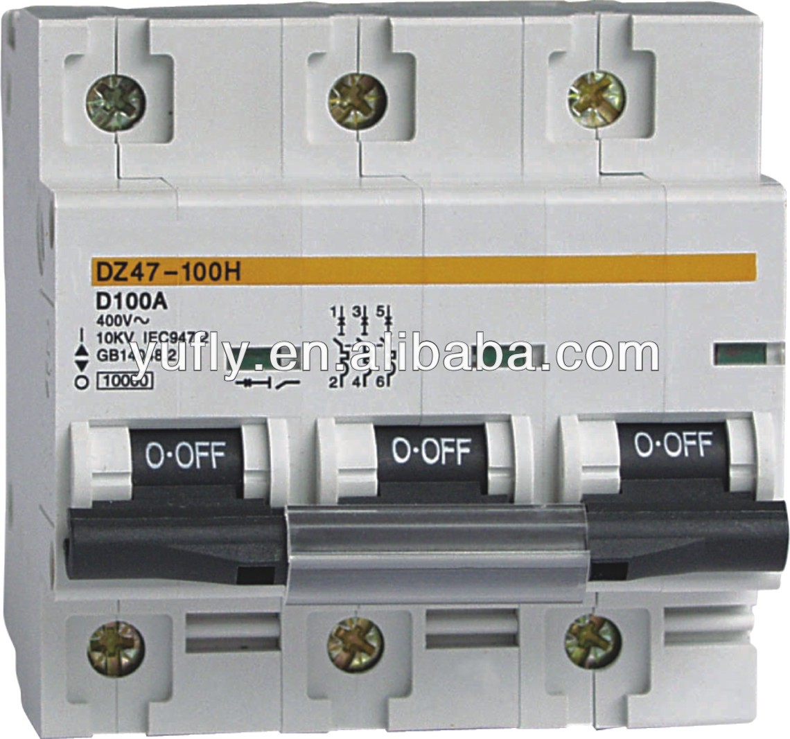 Circuit Breaker House - Merzie.net
