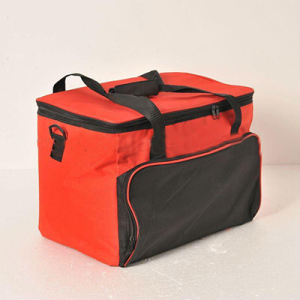 24L Food Cooler Bag Mini Freezer For Car Easy To Carry
