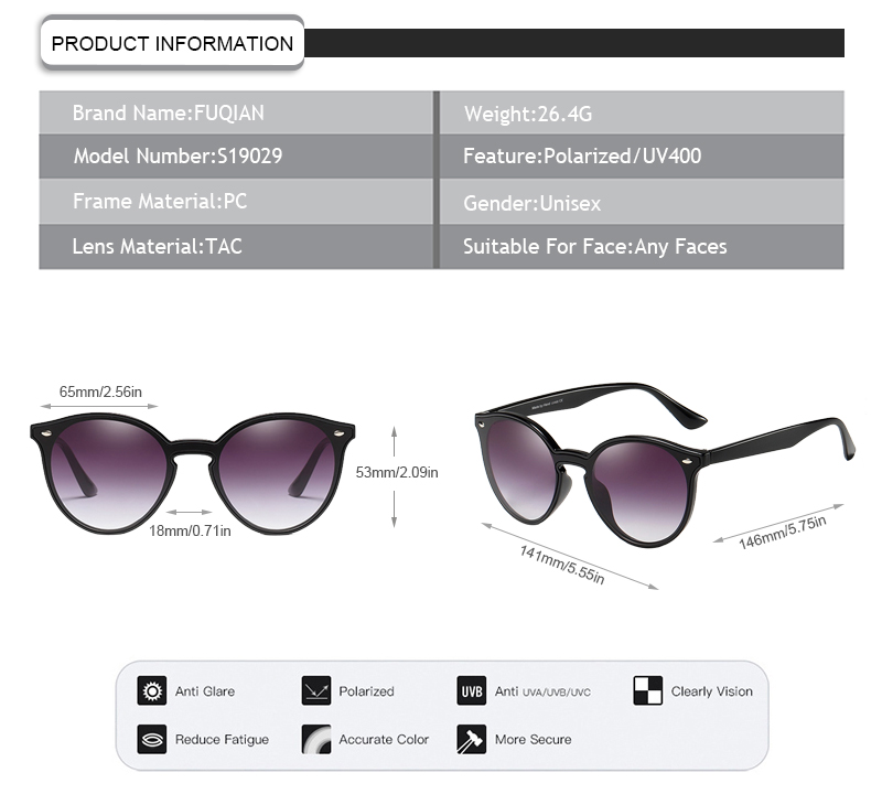 Fuqian bolle polarized sunglasses buy now-7
