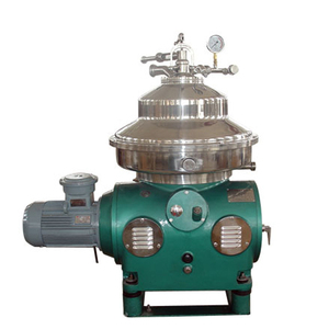 DHZ Series Continuous Automatic Discharge Disc Centrifuge for vegetable oil separation