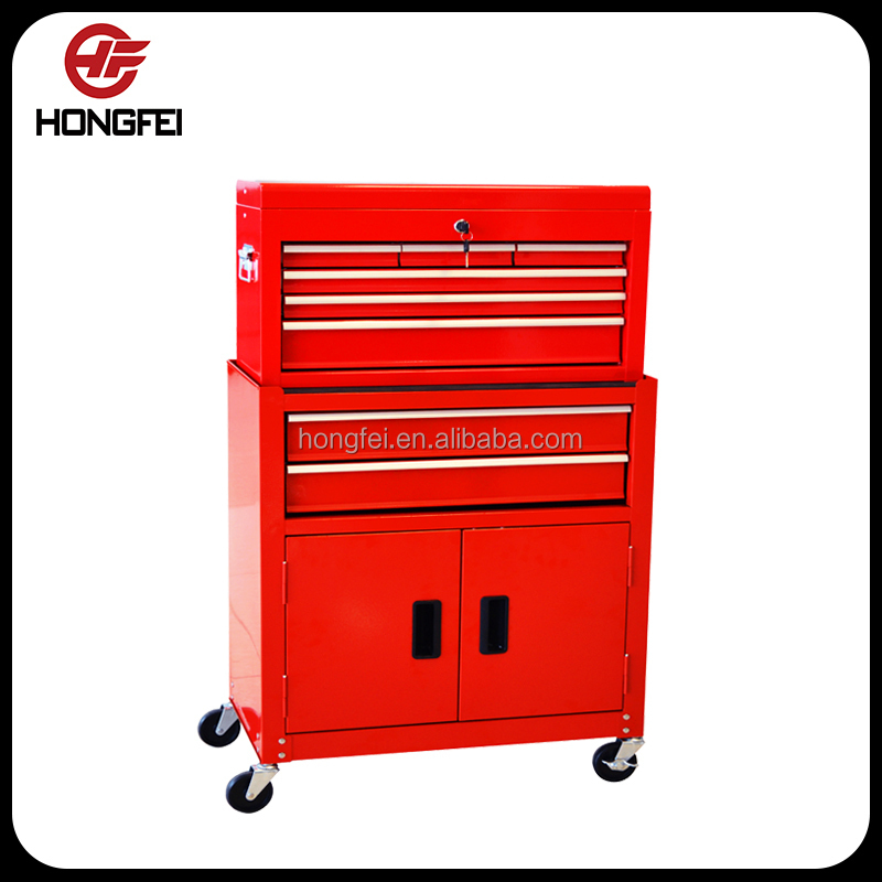 24 inch metal rolling cabinet and chest