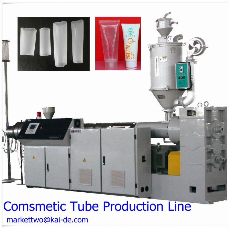 cosmetic tube making machine, cosmetic tube making machine, Soft Baits