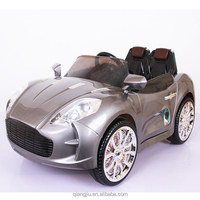 Inexpensive 12V battery 4motors car electric toy for kids