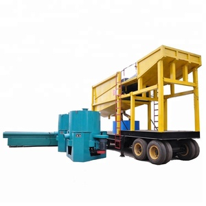 Portable Gold Mining Machinery from SINOLINKING